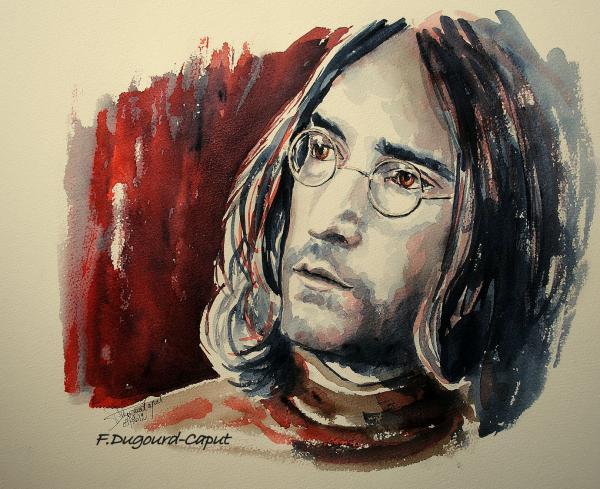 John Lennon par franca64120